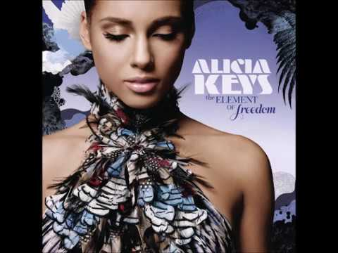 Alicia Keys ‎– The Element Of Freedom Full Album (2009)
