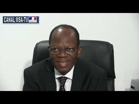 COTE D'IVOIRE: Coopération ivoiro-française avec le Président de l'UFHB de COCODY, Prof. ABOU KARAMOKO