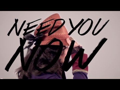 Plumb - Need You Now (Official Music Video)