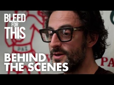 Bleed for This (Featurette 'Inspired by a Legend')
