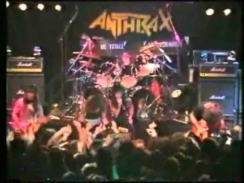 Anthrax 1986 - Panic - Live at Zeche Bochem 12-05-1986 Deathtube999