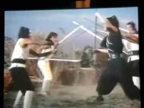 Chinese Super Ninjas: Earth Element Fight