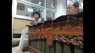 TEMBANG PESISIR: SENDHON TLUTUR
