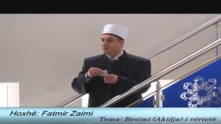 Nuk je rahat, je në siklet - Hoxhë Fatmir Zaimi