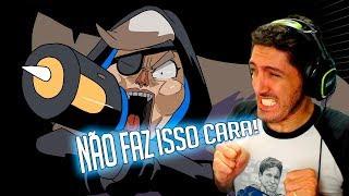 Reagindo a Animações ENEMY GENJI e HIDE AND SEEK | Fan Made | Overwatch Brasil