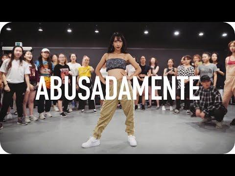 Abusadamente - MC Gustta e MC DG / Mina Myoung Choreography