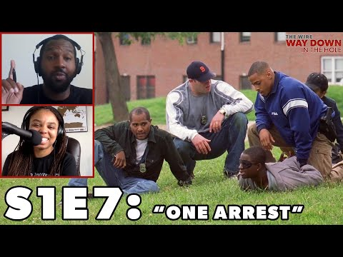 A Man Must Have a Code: The Wire, Season 1, Episode 7 Rewatch With Van Lathan & Jemele Hill