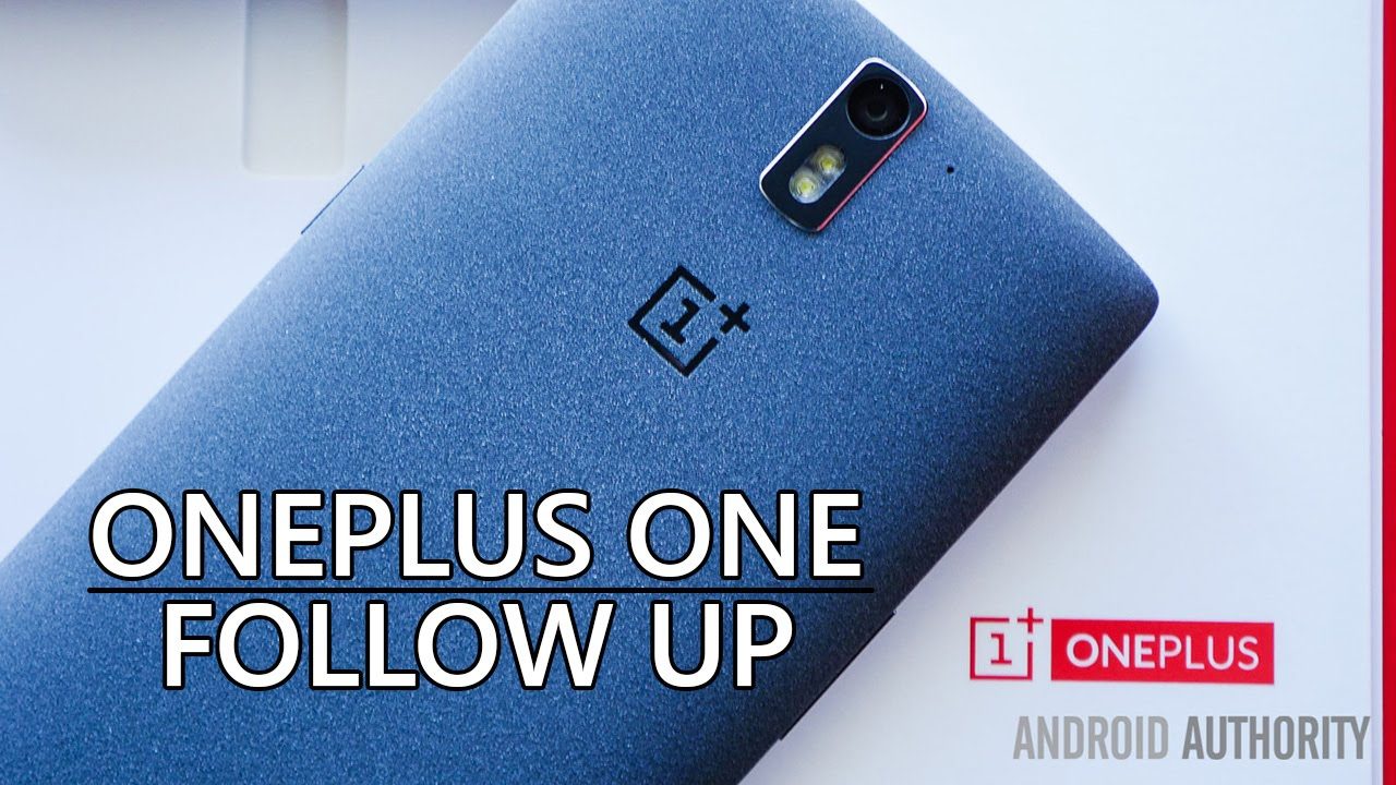 OnePlus One Follow Up Review: Josh's daily driver