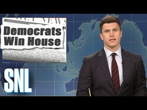 Weekend Update: The 2018 Midterm Elections - SNL