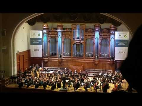 Фестивальный оркестр Бриттена-Шостаковича ,худ. рук. Ян Латам-Кёниг (Jan Latham Koenig)