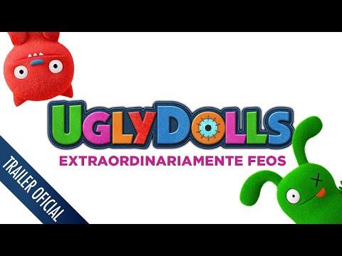 UGLYDOLLS. EXTRAORDINARIAMENTE FEOS