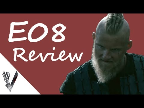 Vikings Season 5 Episode 8 Review | BATTLE!