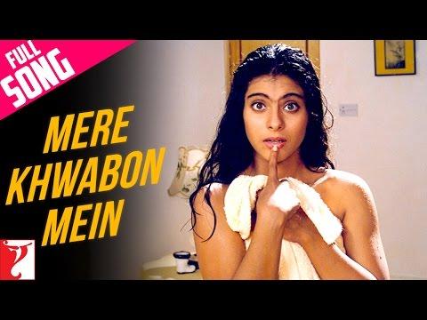 Video Mere Khwabon Mein - Full Song   Dilwale Dulhania Le Jayenge   Shah Rukh Khan   Kajol download in MP3, 3GP, MP4, WEBM, AVI, FLV January 2017
