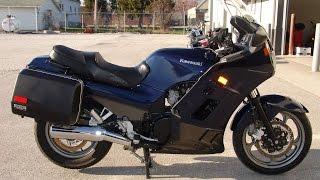 7. 2006 Kawasaki Concours ZG1000