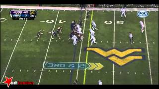 Ty Zimmerman vs West Virginia (2012)