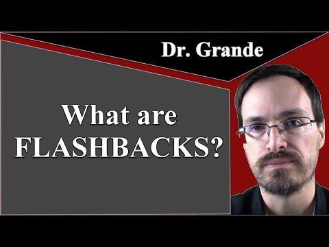 What are Flashbacks? (Posttraumatic Stress Disorder [PTSD] - Intrusion Symptom)