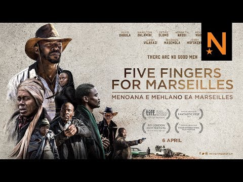 'Five Fingers for Marseilles' Official Trailer HD