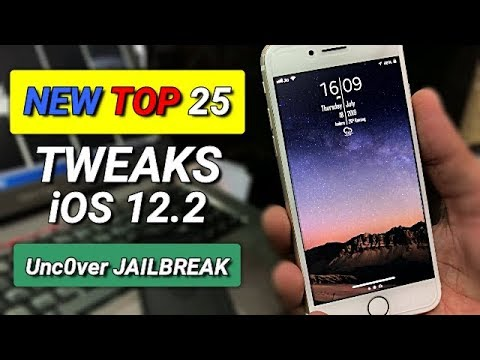 Download Top Ios 11 12 12 1 2 Jailbreak Tweaks Best Unc0ver Cydia