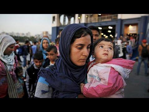 Ελλάδα: 2000 μετανάστες σε Πειραιά-Αθήνα