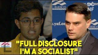 Video Ben Shapiro Destroys Socialism MP3, 3GP, MP4, WEBM, AVI, FLV Maret 2019