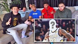 Video CRAZY GUESS THAT NBA PLAYER! MP3, 3GP, MP4, WEBM, AVI, FLV April 2019