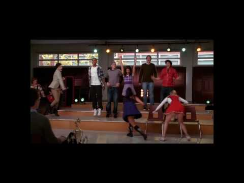 Glee-My Life Would Suck Without You Clip