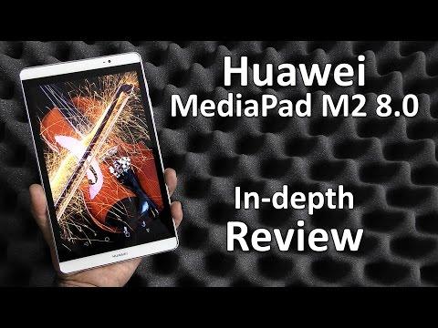 Huawei M2 8.0 Review - High-End Budget or Premium Midrange?