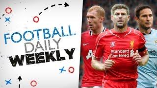 Who's better - Gerrard, Lampard or Scholes?   #FDW Q+A feat. Copa90  
