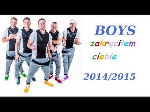 Tekst piosenki Boys - Zakręciłem Ciebie po polsku
