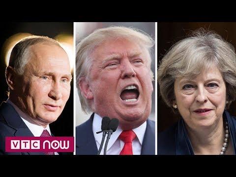 Căng thẳng Syria: Các nước cần ngồi lại đàm phán | VTC1 - Thời lượng: 3 phút, 16 giây.