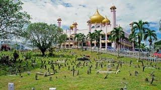 Kuching Malaysia  city pictures gallery : walking in Kuching, Sarawak (Malaysia)