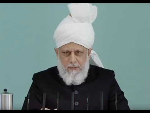 Freitagsansprache 23. Ma?rz 2012 - Der Verheißene Messias und Imam Mahdi
