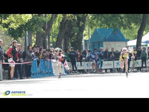 Campeonato navarro 100 metros contrarreloj 15