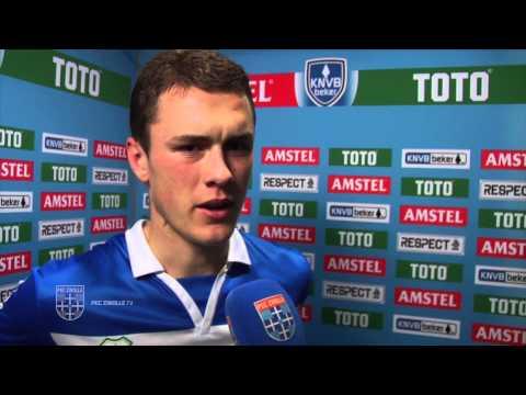 VIDEO: Jans: 'Mijn water zegt, we gaan naar Ajax'