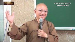 Dẫn nhập Triết học Phật giáo (2014) 16: Con đường giải thoát