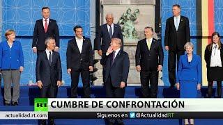 La cumbre de la OTAN arranca con polémicas políticas y económicas