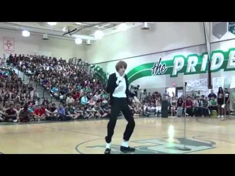 Download Flawless Moonwalk: High School MJ Impersonator Dances to Billie Jean 2014 MP3