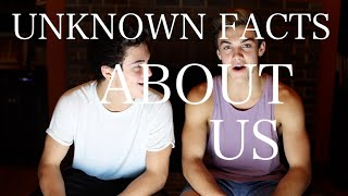 UNKNOWN FACTS ABOUT US
