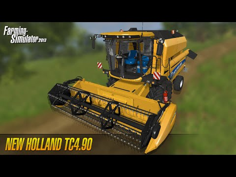 New Holland TC490 v1.0