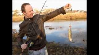 Ловля весенней щуки на спиннинг. Техасс. Рыбалка на реке Вязьма.