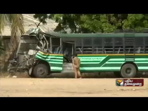 Govt-bus-driver-conductor-dead-in-accident-near-Ulundurpet