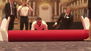 A typical day in a Ballroom