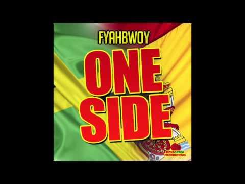 Fyahbwoy lanza un nuevo single: «One Side»