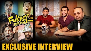 """Number of screens of Fukrey Returns we'll decide after…"": Ritesh 