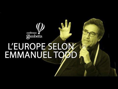 Video Emmanuel Todd - L'Europe selon Todd (Arnaud Montebourg en bonus) download in MP3, 3GP, MP4, WEBM, AVI, FLV January 2017