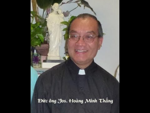Part 3: GXTM Tĩnh Tâm Mùa Chay 2018. Đức Ông Giuse Hoàng Minh Thắng giảng thuyết.