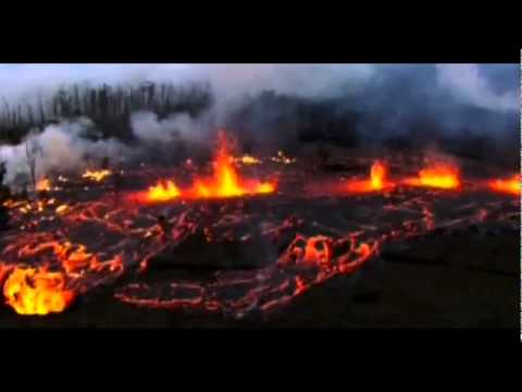 YouTube Video - Hawaii - L'eruzione del vulcano Kilauea