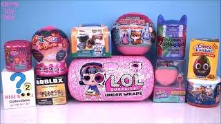 Video Unboxing Surprise TOYS LOL Under Wraps Roblox Shopkins Mini BOOS Puppy DOG PALS Paw Patrol DOLLS MP3, 3GP, MP4, WEBM, AVI, FLV Januari 2019