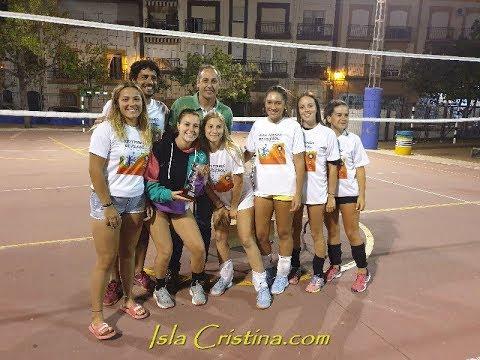 Club Voleibol Isla Cristina -vs- Los Trapo's