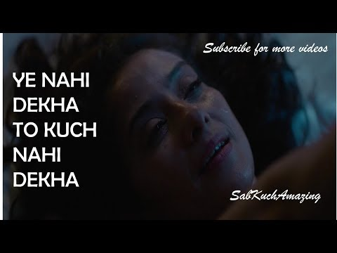 Lust Stories - Manisha Koirala - Intimacy On Screen - Must Watch